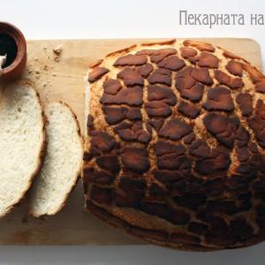 Тигров хляб (Холандски хрупкав хляб)