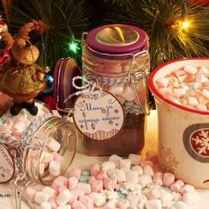 Микс за домашно горещо какао